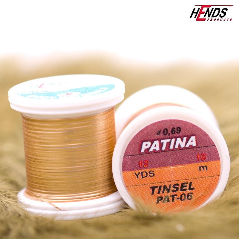 Люрекс HENDS Patina Tincel